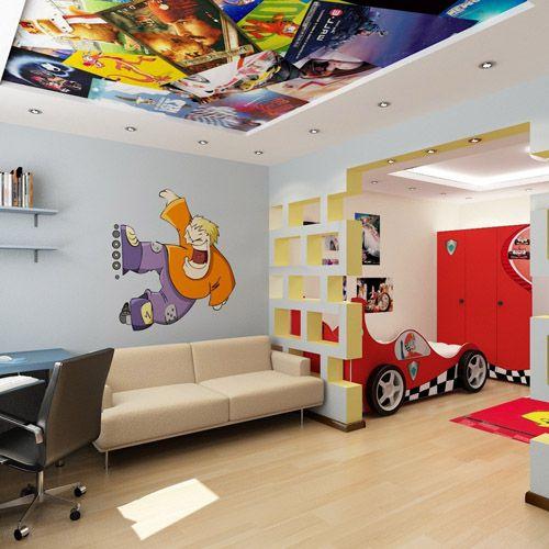 Дизайн детской комнаты - всё очень просто!