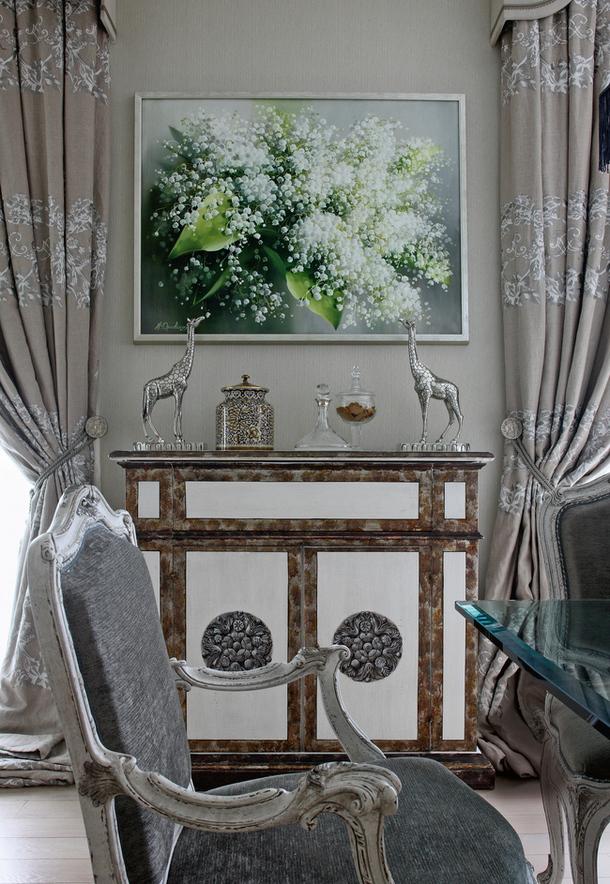 Дизайн московской квартиры