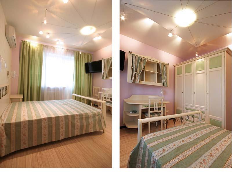 Дизайн квартиры - Отрадный проезд, г. Москва 120м2