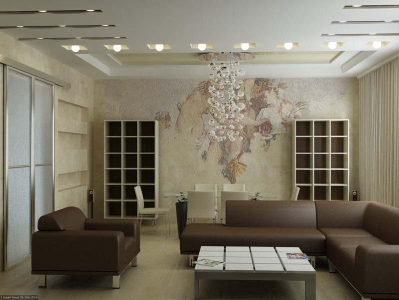 Дизайн квартиры на Покровке