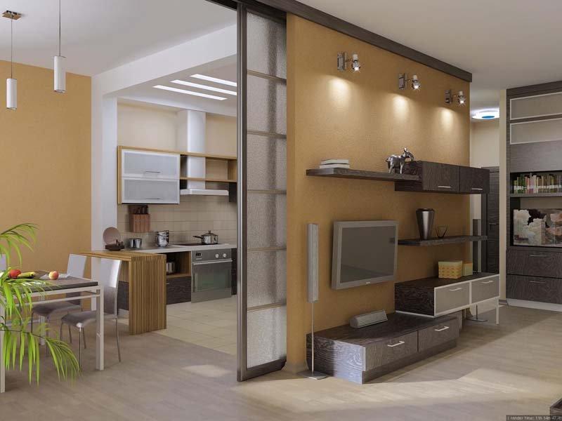 Дизайн квартиры: ул. Лодочная, г. Москва