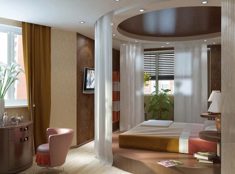 Дизайн квартиры: ул. Верхние Поля, г. Москва