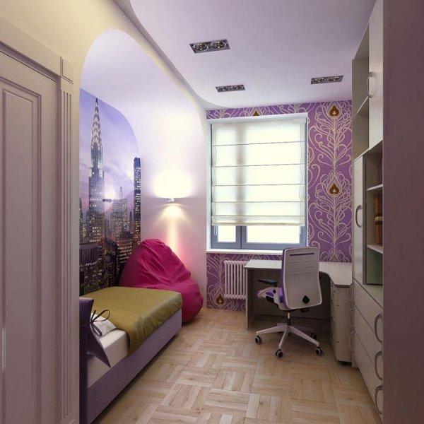 Дизайн квартиры в ЖК Доминион, г. Москва