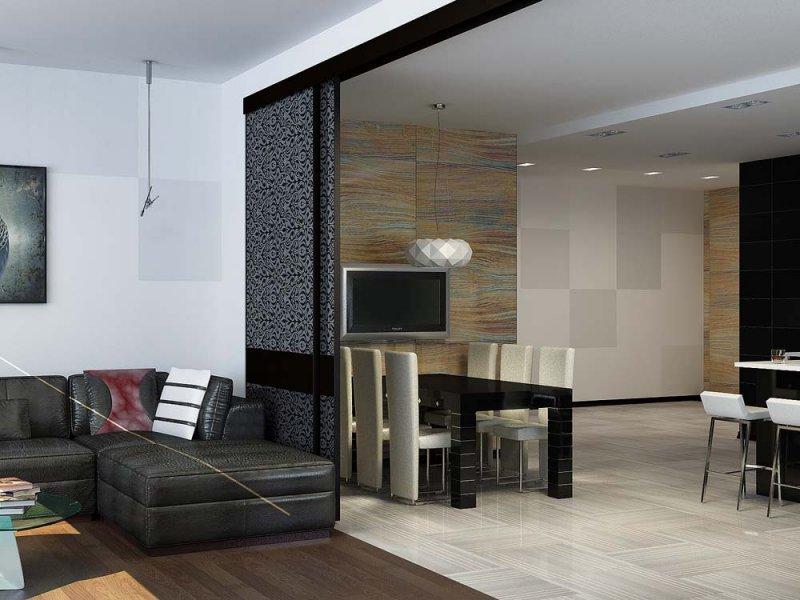 Дизайн интерьера - Квартира в  ЖК