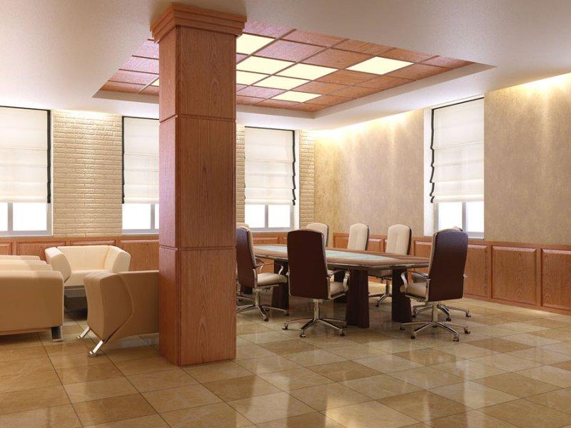 Дизайн офиса на Пречистинке