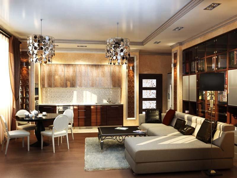 Дизайн квартиры в  ЖК